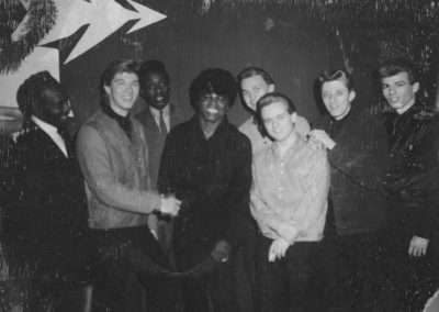 Garry Mac and the Mac Truque with James Brown and Maceo